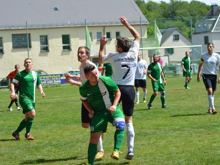 2. Mannschaft: Remis im ersten Relegationsspiel um die Kreisliga gegen FC Arche