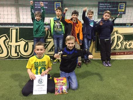 E-Junioren: Starker 4. Platz im gut besetzten 12-Mannschaften CPSV-Soccer-Cup
