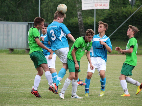 B-Junioren: Deutlicher Sieg im Kreispokal gegen Rapid