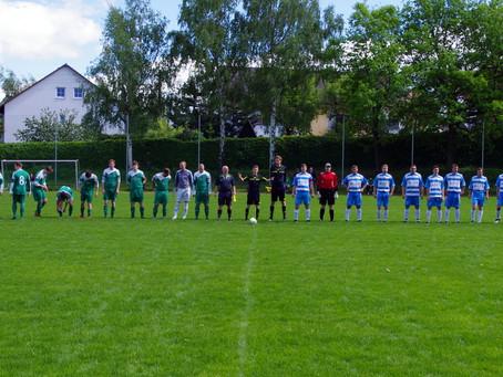 Knapper Sieg nach tollem Kampf gegen SV Bernsdorf