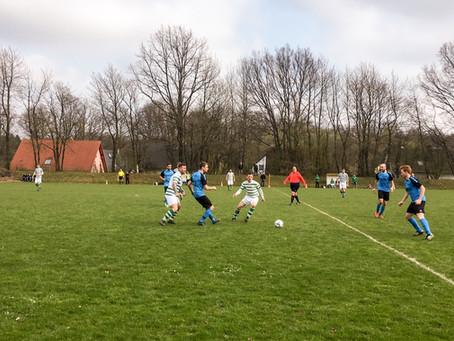 1. Herren: 2:0 Niederlage Trotz ansprechender Leistung gegen VfL Chemnitz