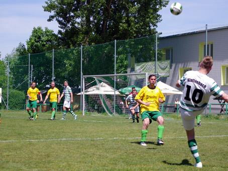 1. Mannschaft: Enttäuschendes Unentschieden gegen TSV Germania 2.