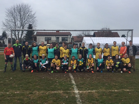 Damen: 3:0 Niederlage im Freundschaftsspiel gegen Wacker Langenleuba-Oberhain