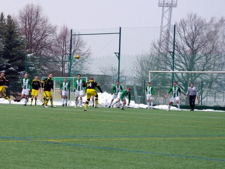 1:3 Niederlage gegen Post SV im ersten Punktspiel 2013