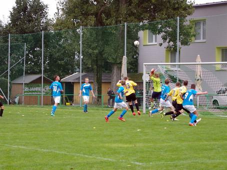 2:0 Führung verspielt: A-Junioren verlieren 2:3 gegen SpG Großrückerswalde/Marienberg