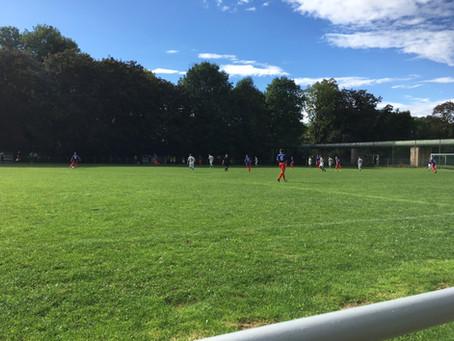 1:0 Auswärtssieg im Kreispokal gegen TSV Germania Chemnitz