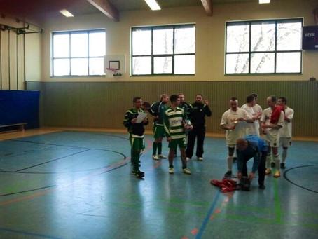 2. Mannschaft: Vierter Platz in Amtsberg