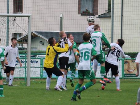A-Junioren: Spannendes Vereinsderby gegen die 3. Mannschaft