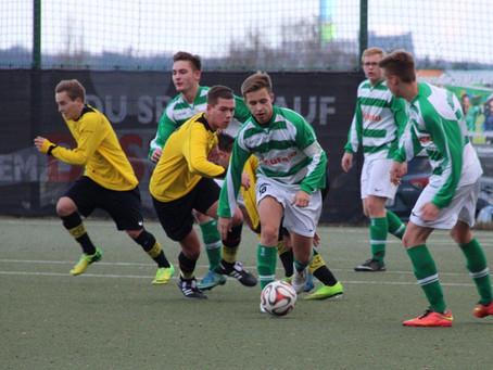 A-Junioren: 4:1 Heimsieg für Rabenstein