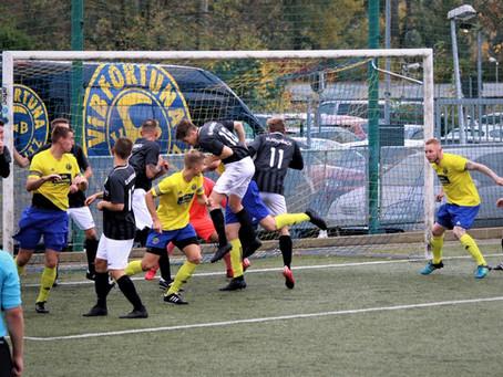 1. Herren: 6:2 Niederlage gegen VfB Fortuna Chemnitz