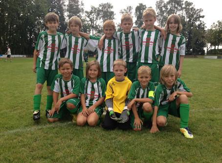 E-Junioren: Mit einer Niederlage 7. Platz in Amtsberg