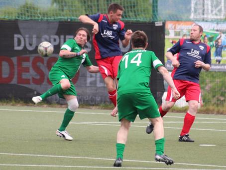 Zweite Mannschaft nur zweiter Sieger gegen FC Arche