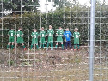 E2-Junioren: Kantersieg gegen Röhrsdorf 2.