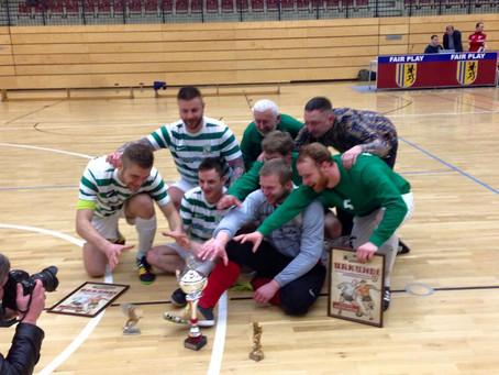 Klaffenbach gewinnt Hallenkreismeisterschaft-Futsal