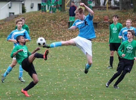 A-Junioren: Auswärtssieg in Adelsberg