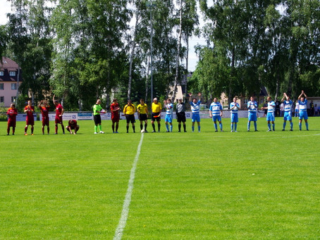 FSV Niederlage am vorletzten Spieltag