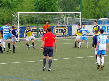 4:0 Niederlage beim Tabellenführer VfB Fortuna Chemnitz II.