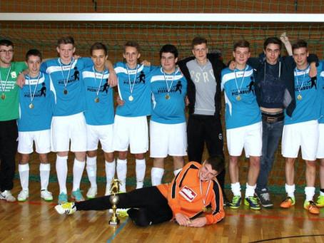 A-Junioren: Hallenkreismeister-Titel in Turnierkrimi verteidigt