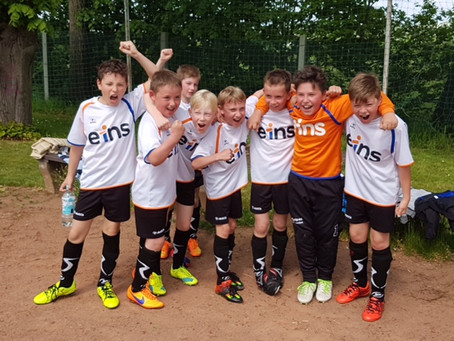 E2-Junioren: 4:2 Heimerfolg der SpG Klaffenbach/Adorf 2 gegen den CPSV