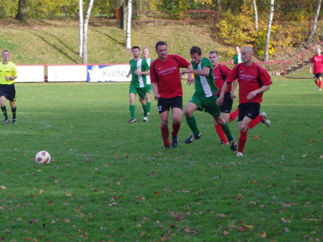 Erster Saison-Sieg für Klaffenbach II. gegen ESV LOK II.