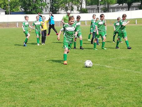 E2 Junioren- feiern Auswärtserfolg bei Chemnitzer Polizei SV