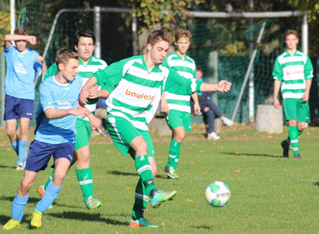 A-Junioren: Pokalsieg gegen SF Chemnitz Süd
