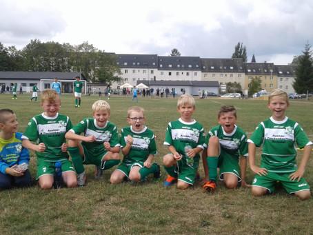 E2-Junioren: Auswärtssieg bei Blau Weiß Chemnitz