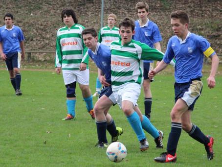 Auftaktsieg für die B-Junioren im Pokal gegen Kappel