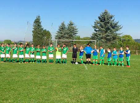 U13 (D1-Junioren)Souveräner Sieg gegen FSV Grün-Mittelbach