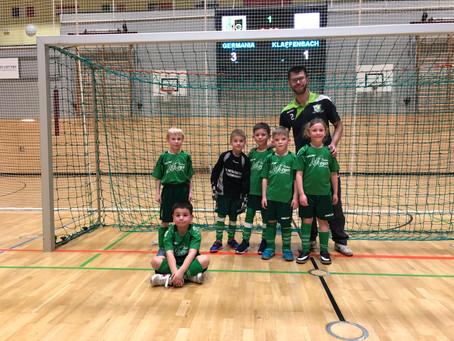 FSV-Fußball-Bambinis starten in ihr Fußballer-Leben!