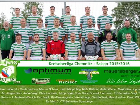 1. Mannschaft: Triumph im Spitzenspiel gegen Post SV Chemnitz