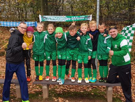 E2-Junioren: Zittersieg im Derby gegen Neukirchen 2.