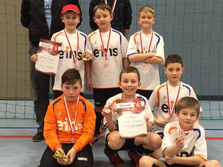 E2-Junioren: 4. Platz beim SGN Cup 2016