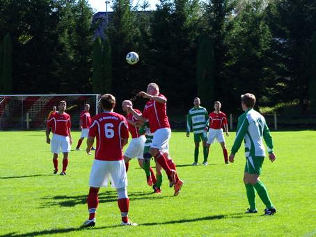 4:1 Niederlage im Auswärtsderby gegen Neukirchen