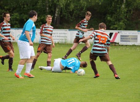A-Junioren: Niederlage in vorletzter Minute