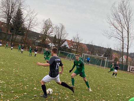 1. Herren: Enttäuschende 0:1 Niederlage gegen Mühltroff