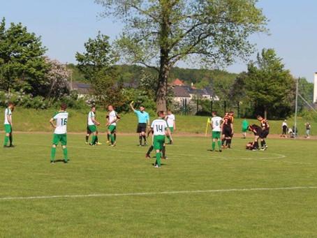 1. Herren: Klaffenbacher kassieren herbe Niederlage gegen USG Chemnitz