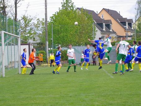 1. Herren: Fortuna 2. entführt 2 Punkte aus Klaffenbach