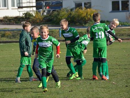 E2-Junioren setzen Siegesserie gegen Neukirchen fort