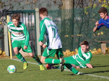 A-Junioren: Punkteteilung im Heimspiel gegen SpG Bernsdorf/Reichenhain/Textima