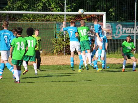B-Junioren siegen in spannendem Derby in Kappel