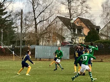Klaffenbach 1 kassiert Remis gegen Post SV in der Nachspielzeit