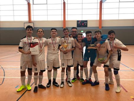 C-Junioren: 3. Platz bei SGN Hallen-Cup 2019