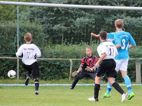 B-Junioren: Klarer Sieg in Mittelbach