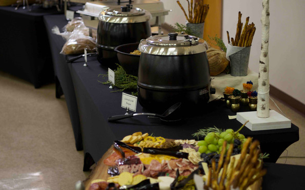 JL Spread, Corporate Catering Services
