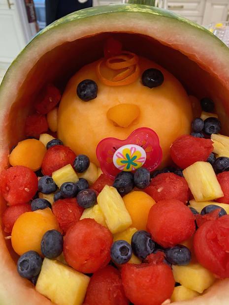 Baby Shower Melon