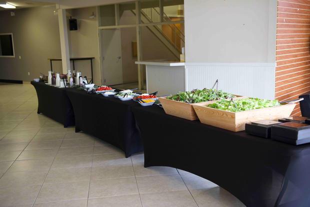 Corp Salad Bar