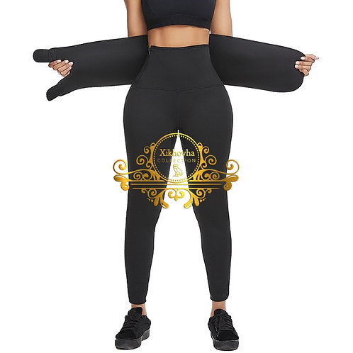 Waist trainers leggings