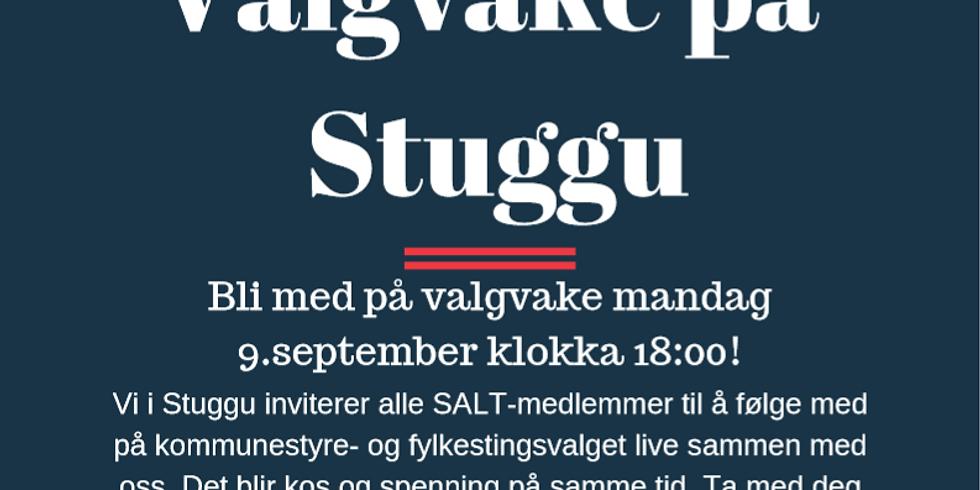 Valgvake på Stuggu