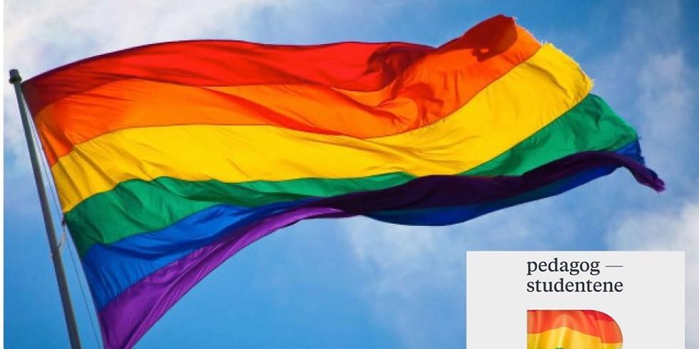 Prideworkshop // Pedagogstudentene NTNU